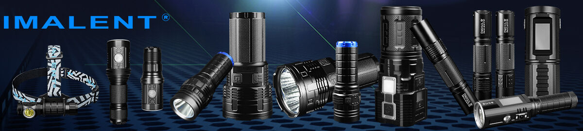 Imalent Flashlight