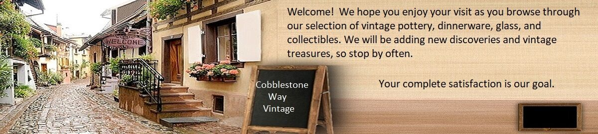 Cobblestone Way Vintage