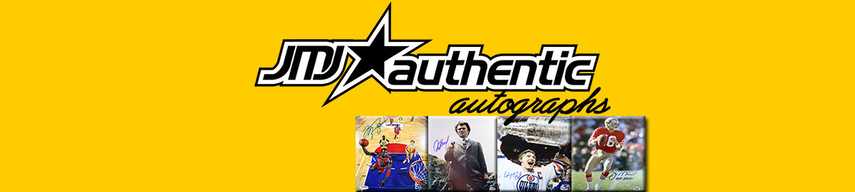 JMJ Authentic Autographs