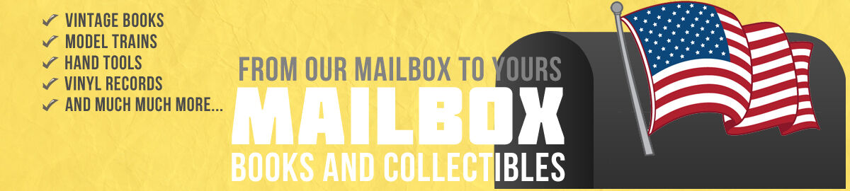 Mailbox Books & Collectibles