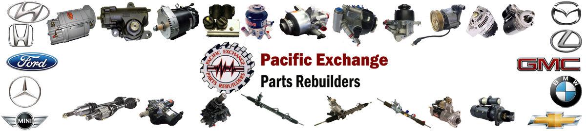 Pacific Exchange Parts Rebuilders