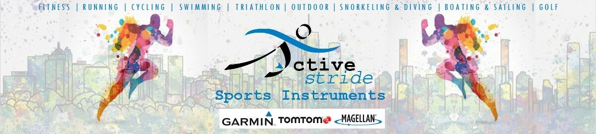 Active Stride Sports Instruments