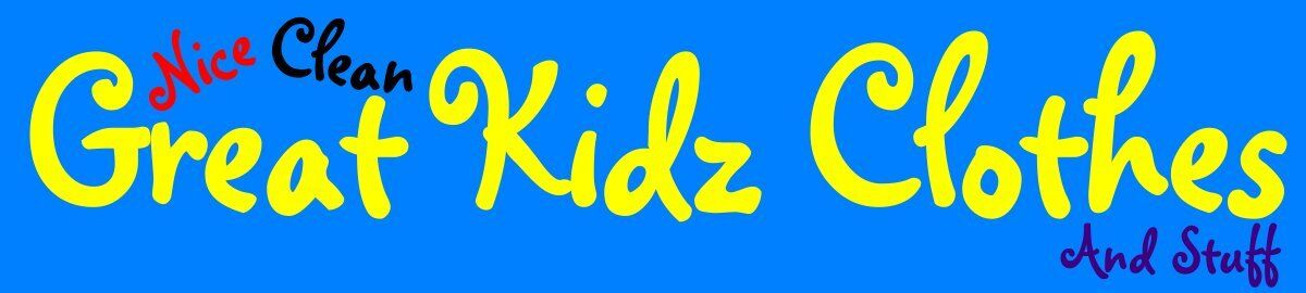 Great Kids Clothes And Stuff