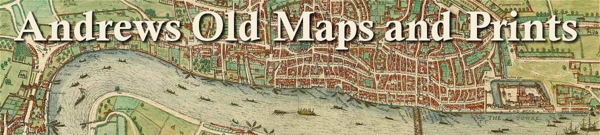 Andrews Old Maps and Prints