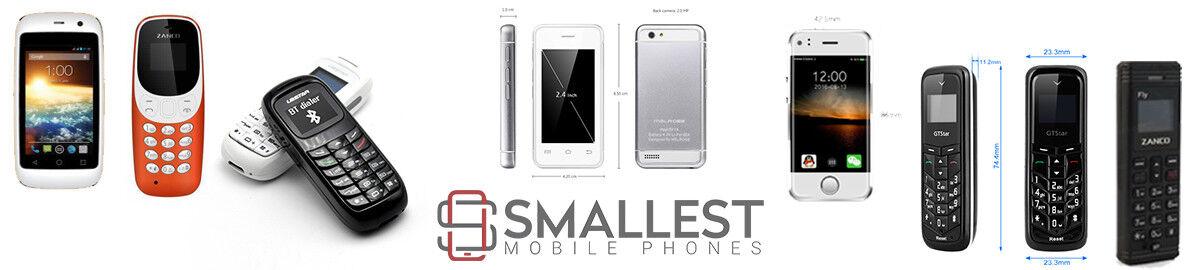 Smallest Mobile Phones
