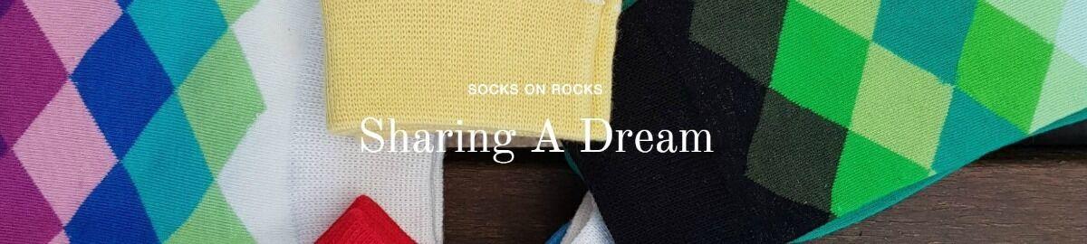 Socks on Rocks