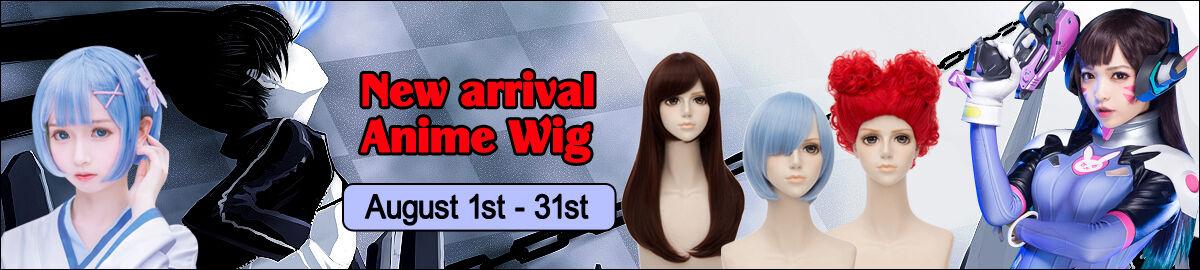 Anime Wig
