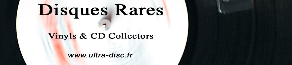 Disques Vinyls et CD Rares