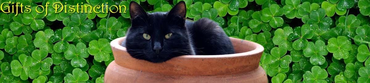 The Potted Cat