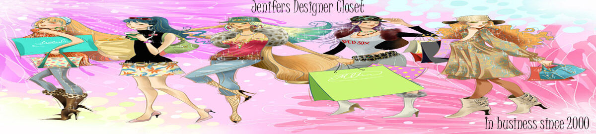 JENIFER'S DESIGNER CLOSET