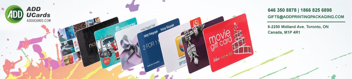 ADD U Cards