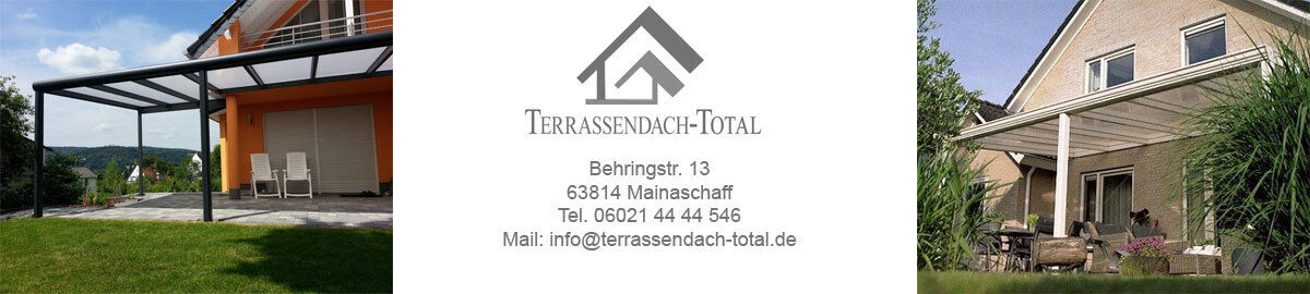 Terrassendach-Total