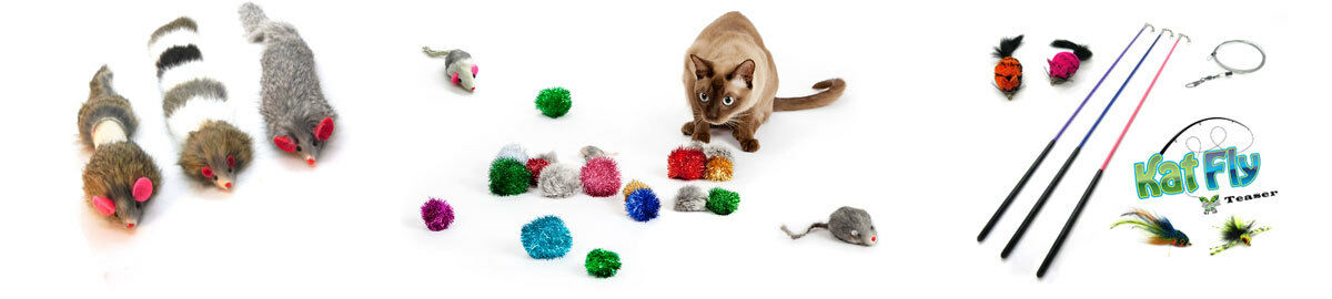 Kitty Cat Toys