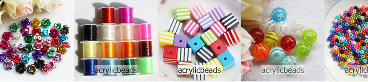SL Acrylic Beads