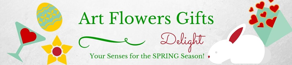 Art Flowers Gifts Collectibles