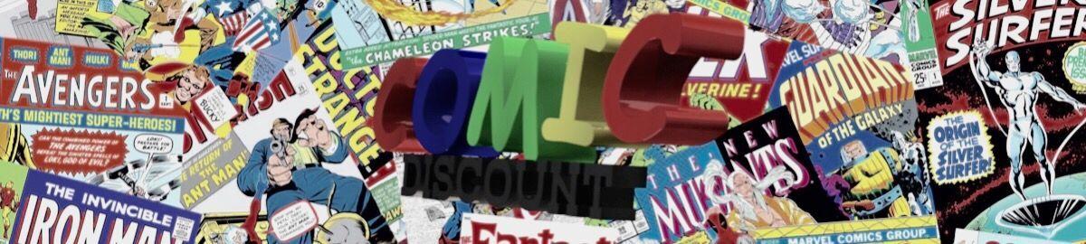 COMIC DISCOUNT