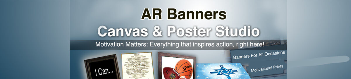 AR Banner and Poster Studio