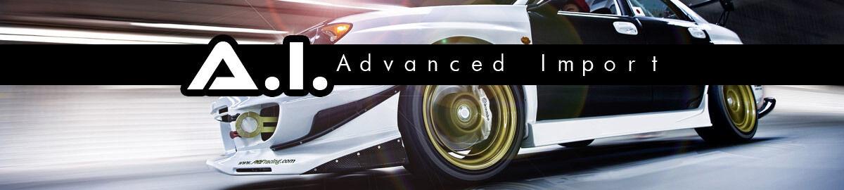 Advanced Import
