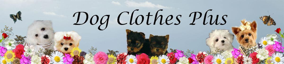 dog clothes plus