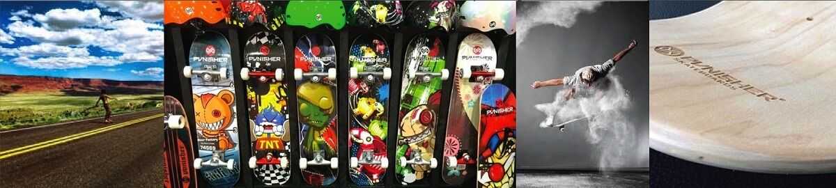 punisherskateboards