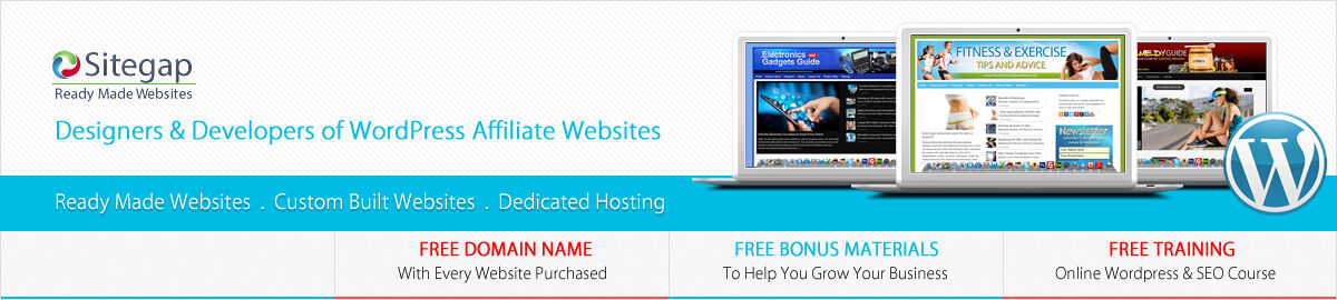 Websites for Sale by Sitegap