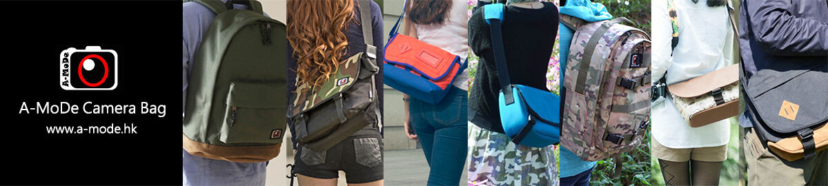 A-MoDe Camera Bag  Store