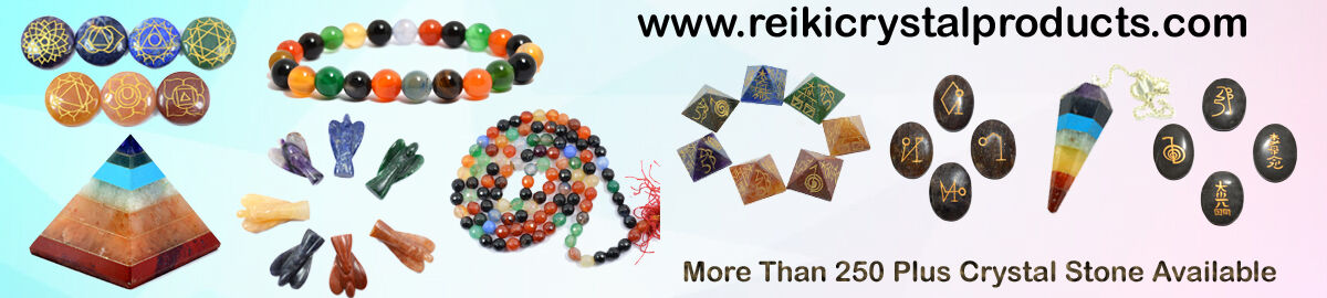 Reiki Crystals Products