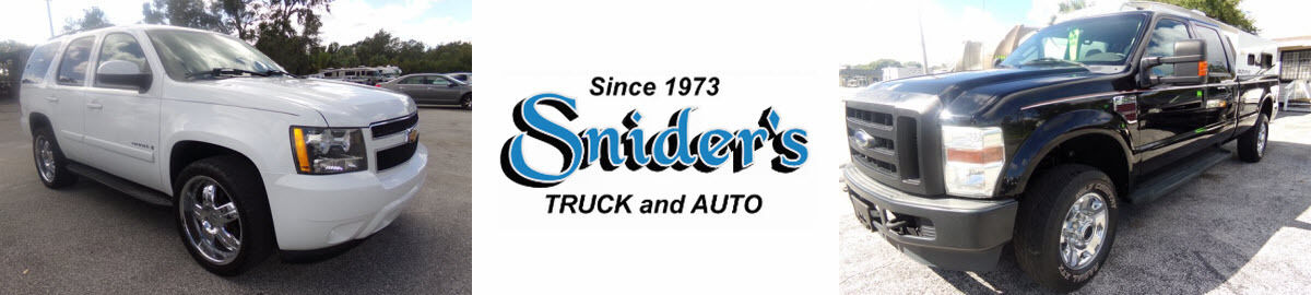 Snider's Truck and Auto