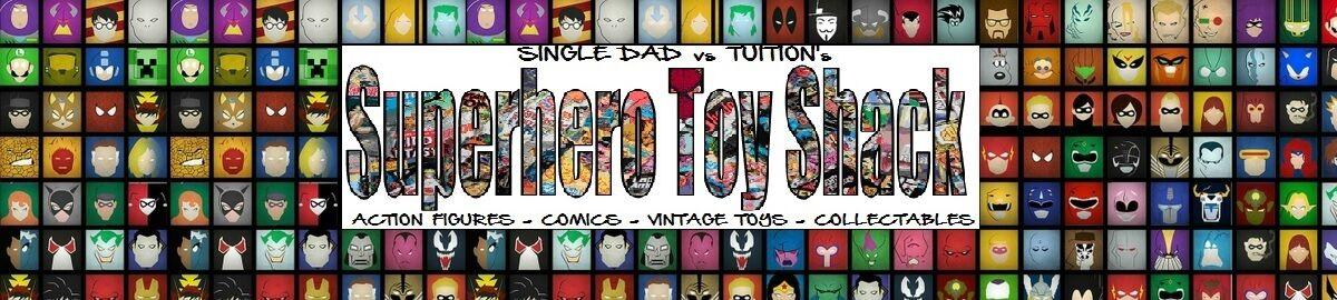 Superhero Toy Shack