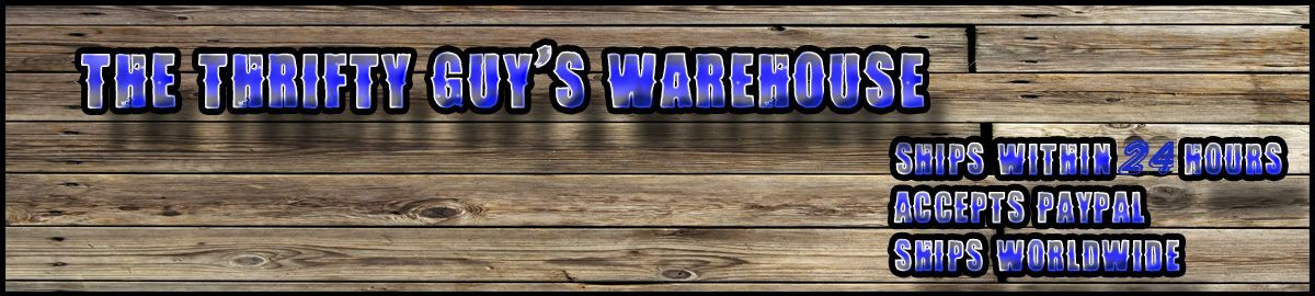 The Thrifty Guy's Warehouse