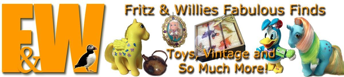 Fritz & Willies Fabulous Finds