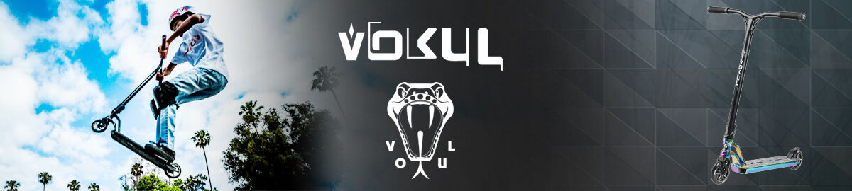 Vokul Pro Scooters