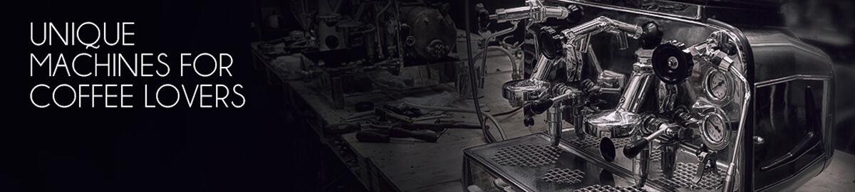 CUSTOM COFFEE MACHINES