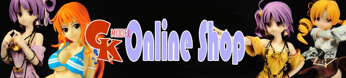 GK-Model Online Shop