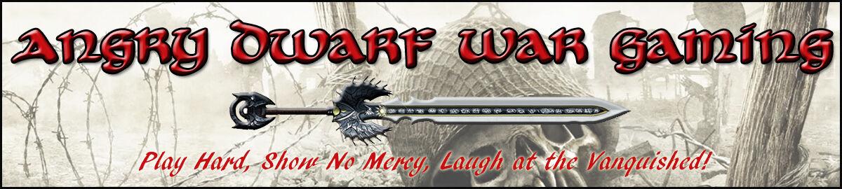 Angry Dwarf War Gaming