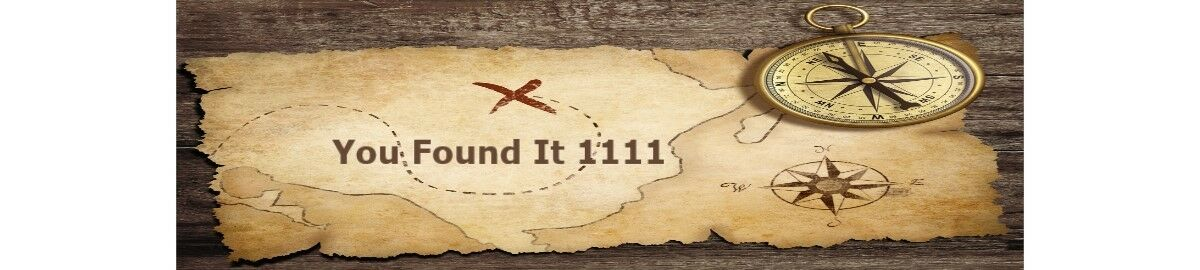 You Found It 1111