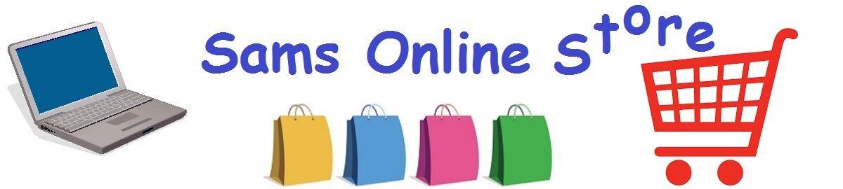 Sams Online Store