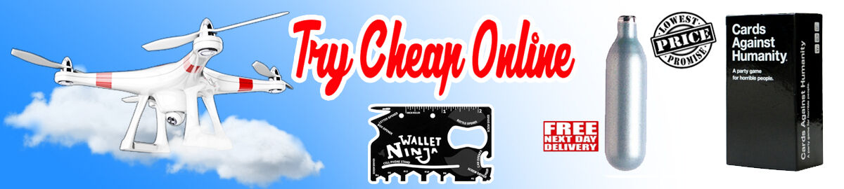 Try Cheap online