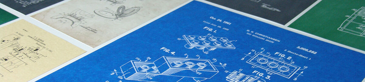 Patent Art Print
