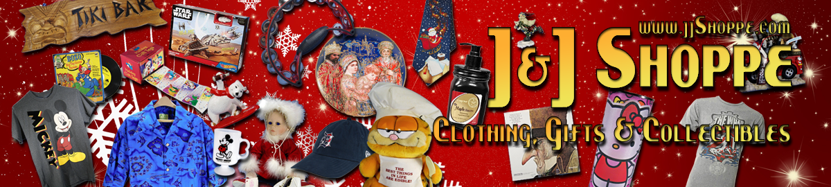 J&J's Clothing Gifts & Collectibles