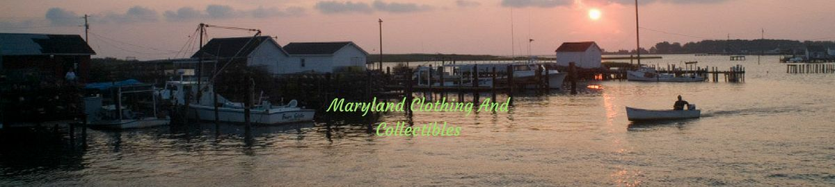 Maryland Clothing And Collectibles