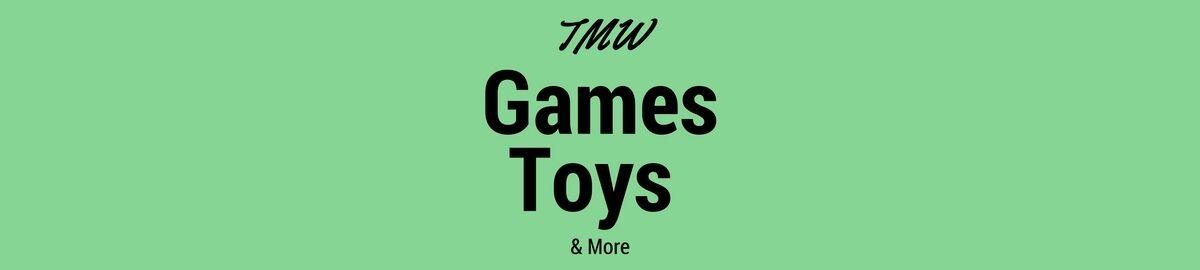 TMW Games, Toys & More