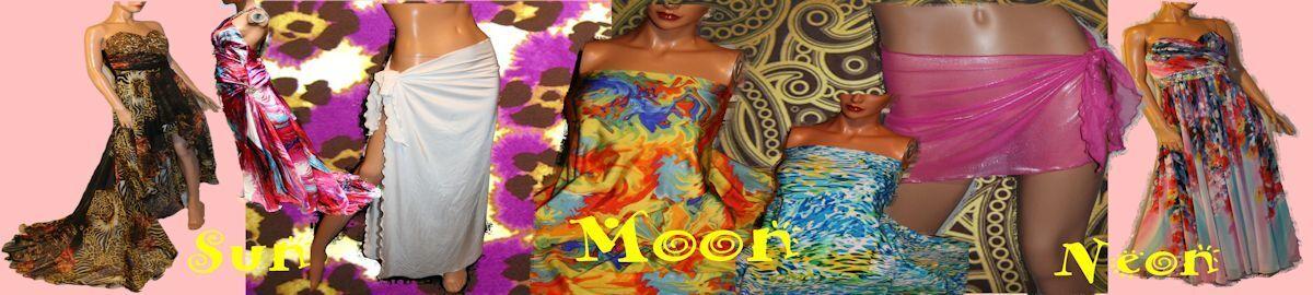 Nostalgic Fox & Sun Moon Neon
