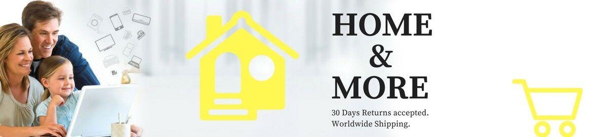 HOME&MORE