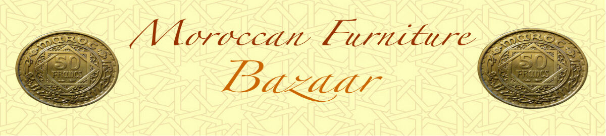 Moroccan Furniture Bazaar