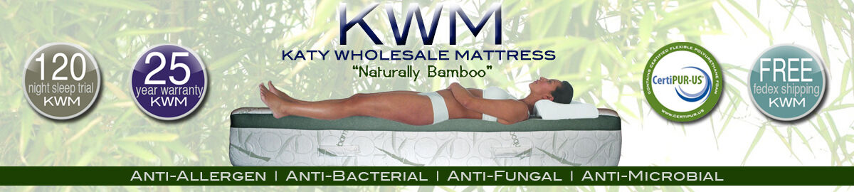 KATY WHOLESALE MATTRESS