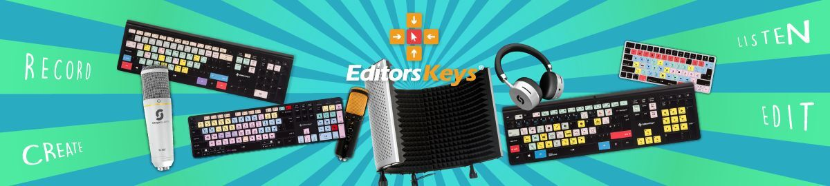 Official Editors Keys eBay Store