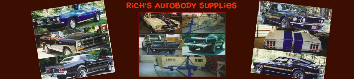 Rich's Auto Body Supplies