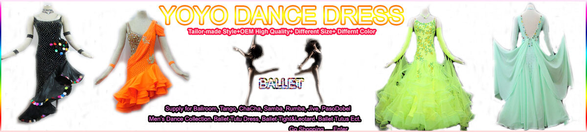 YoYo Dance Dress