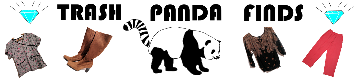 Trash Panda Finds
